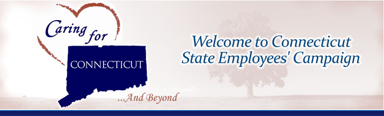 Welcome to Connecticut State Employees' Campaign