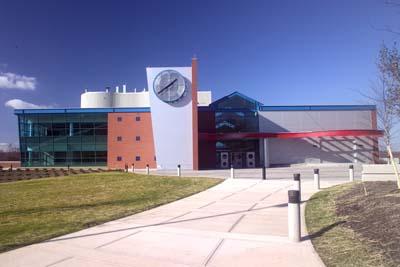 WestConn's Westside Campus.