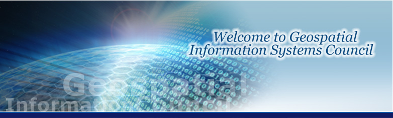 Welcome to Geospatial Information Systems Council