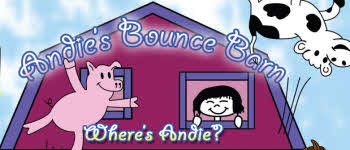 Andies Bounce Barn Logo