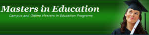 Masters In Education Website Logo