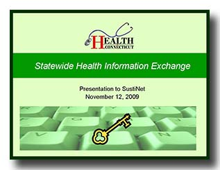 EHealth CT Presentation on Health Information Technology